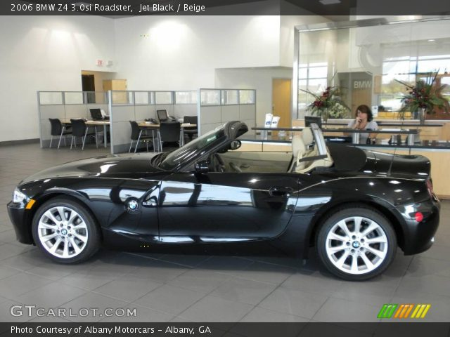 2006 Bmw Z4 3 0si Roadster