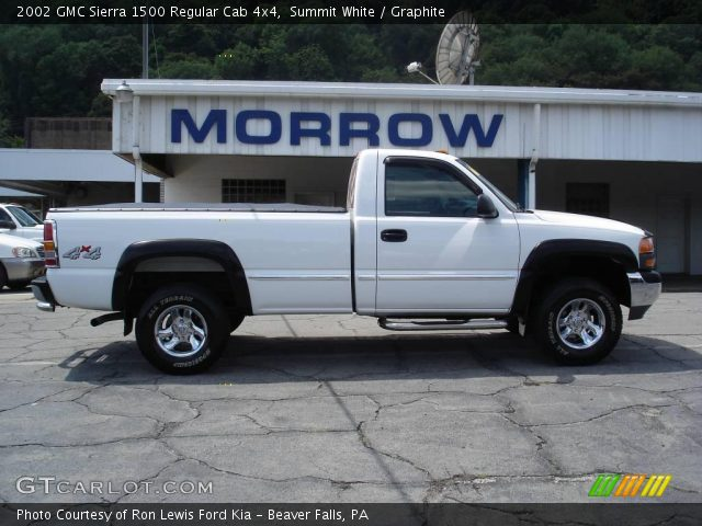 summit white 2002 gmc sierra 1500 regular cab 4x4 graphite interior gtcarlot com vehicle archive 15964623 summit white 2002 gmc sierra 1500 regular cab 4x4 graphite interior gtcarlot com vehicle archive 15964623