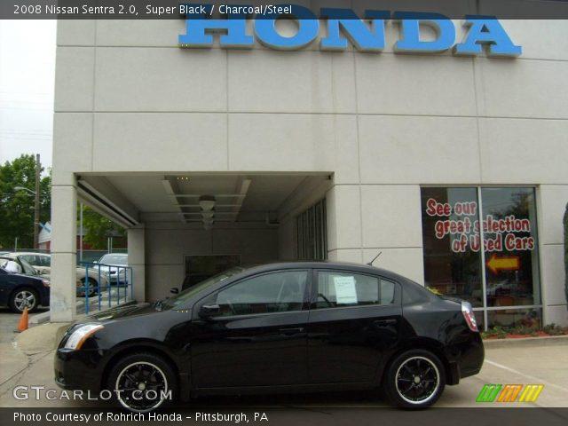 nissan sentra 2001 black. Black Nissan Sentra 2008.