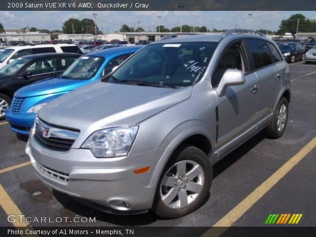 2009 Saturn VUE XR V6 AWD in Quicksilver
