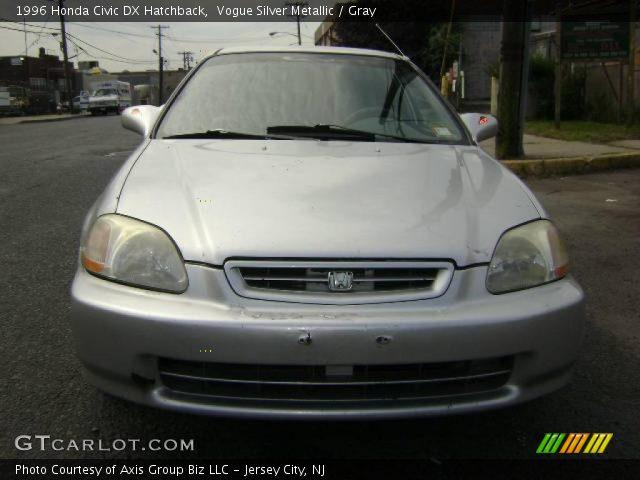 Vogue silver metallic 1996 honda civic dx hatchback - 1996 honda civic hatchback interior ...