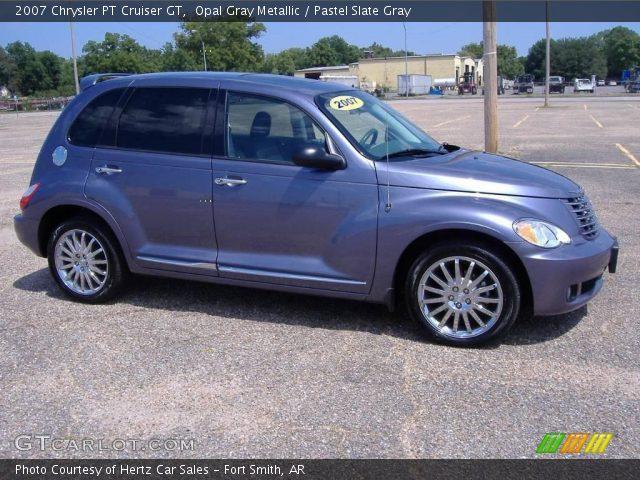 on 2005 Chrysler Pt Cruiser Specifications