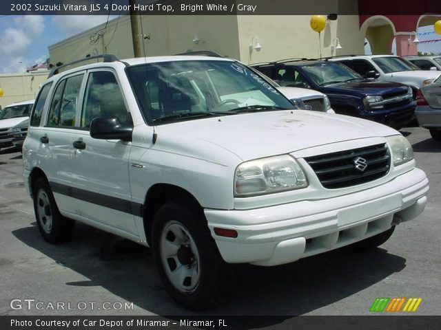 2002 Suzuki Vitara Jls 4 Door Hard Top