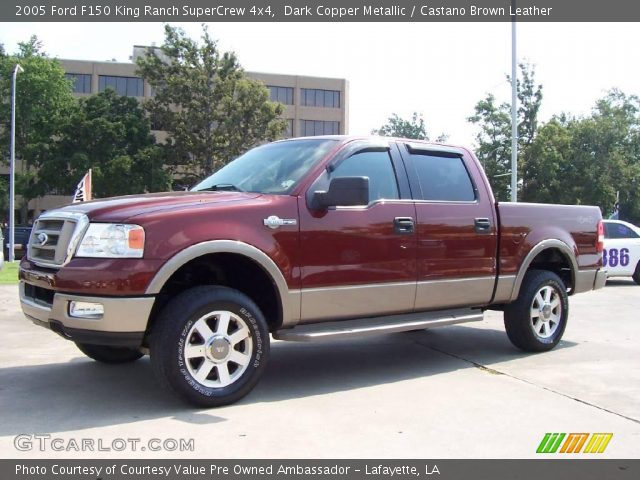sold 2005 ford f 150 4x4 king ranch lifted custom for sale see html autos weblog. Black Bedroom Furniture Sets. Home Design Ideas