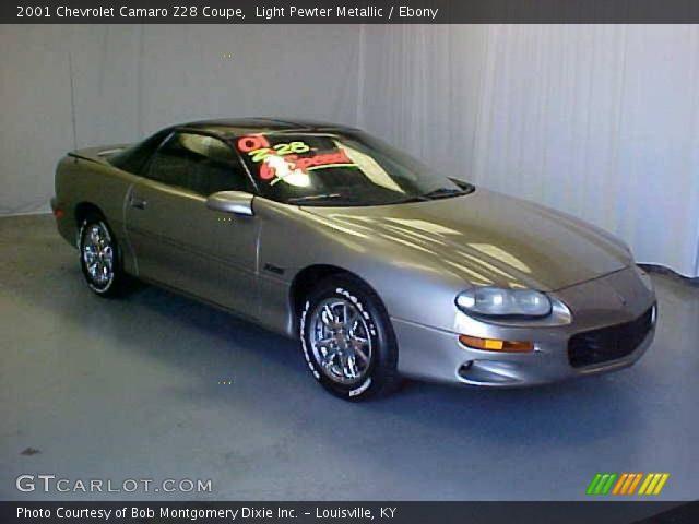 2001 Chevrolet Camaro Coupe. 2001 Chevrolet Camaro Z28