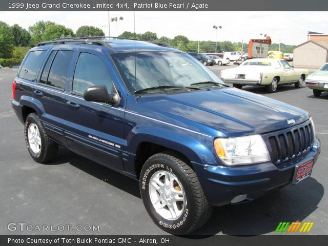 1999 jeep grand cherokee limited 4x4 in patriot blue pearl click to. Cars Review. Best American Auto & Cars Review