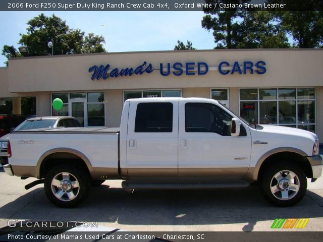 2006 Ford F250 King Ranch 640 x 480