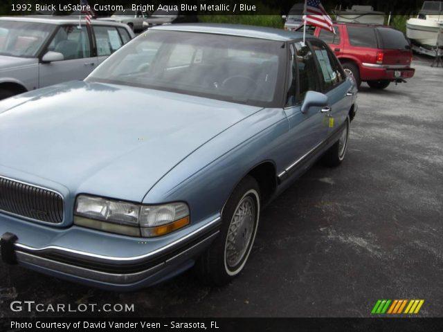 1992 Buick Lesabre. 1992 Buick LeSabre Custom