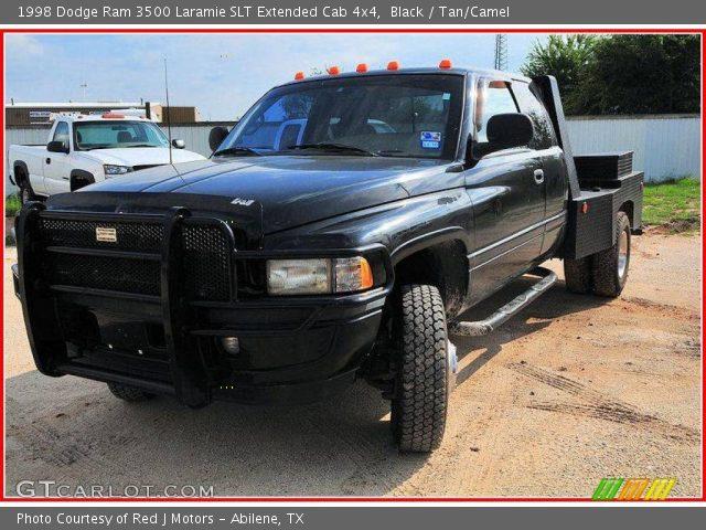 on 2nd Generation Dodge 3500 4x4