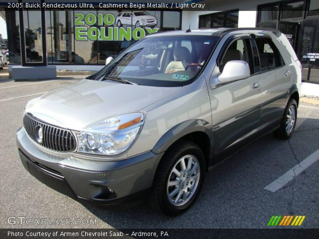 cashmere beige metallic 2005 buick rendezvous ultra. Black Bedroom Furniture Sets. Home Design Ideas
