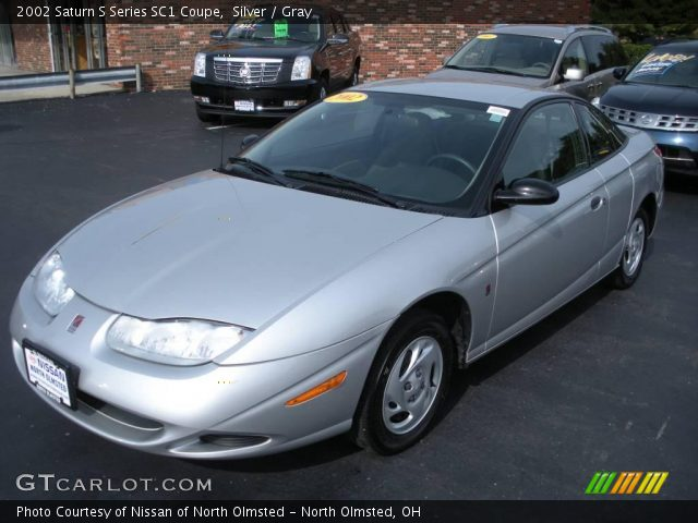 silver 2002 saturn s series sc1 coupe gray interior vehicle archive 18571219. Black Bedroom Furniture Sets. Home Design Ideas