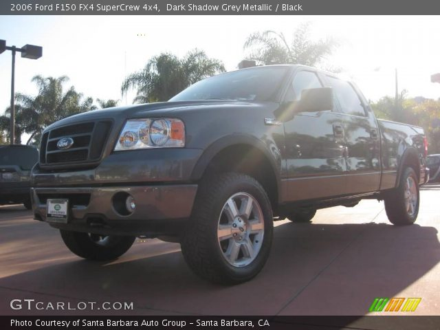 Reynolds Ford Edmond Dark Shadow Grey Metallic 2004 Ford F150 Fx4 Supercrew 4x4 ...