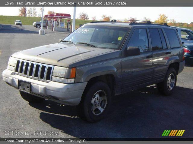 Charcoal gold satin 1996 jeep grand cherokee laredo 4x4 - 1996 jeep grand cherokee interior ...