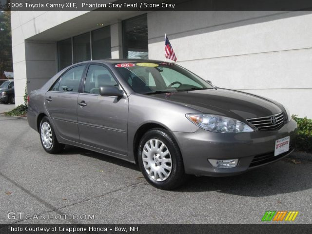 phantom gray pearl 2006 toyota camry xle stone gray interior vehicle. Black Bedroom Furniture Sets. Home Design Ideas