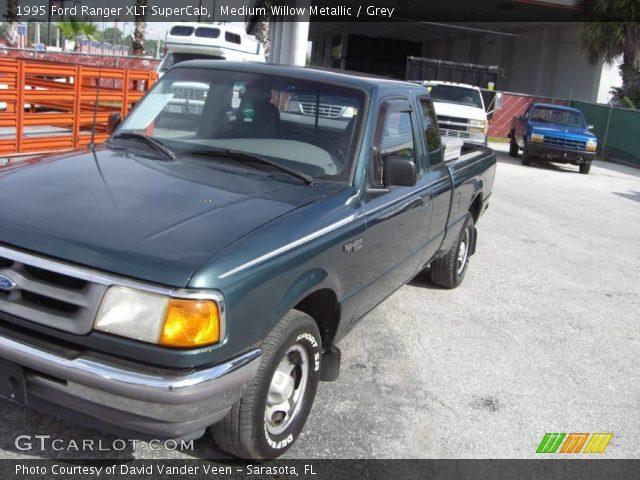 1995 Ford Ranger Xlt Supercab. 1995 Ford Ranger XLT SuperCab