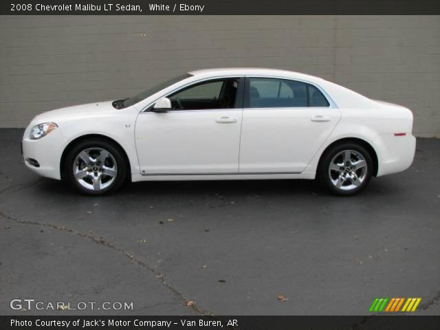 chevy malibu white - photo #32