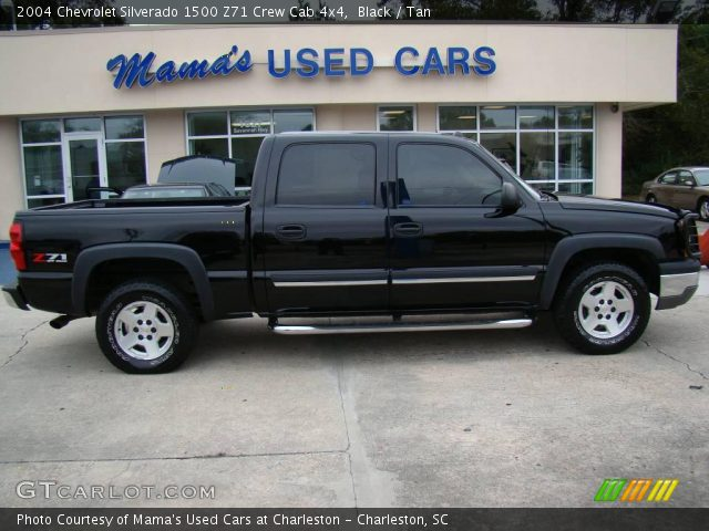 z71 4x4 crew cab chevrolet silverado 1500 2004 for sale autos weblog. Black Bedroom Furniture Sets. Home Design Ideas