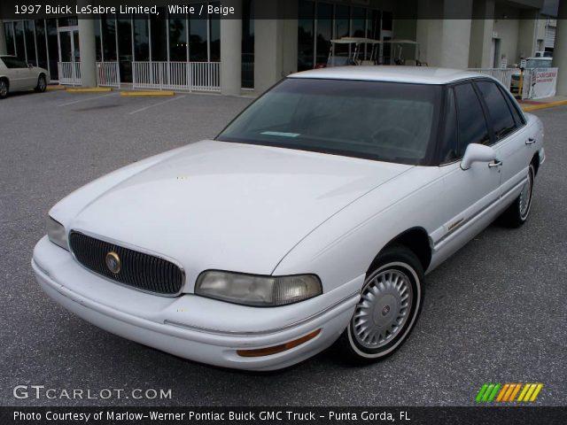 on 2002 Buick Lesabre White