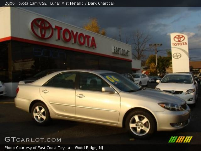 Toyota Camry Se 2006. 2006 Toyota Camry SE with