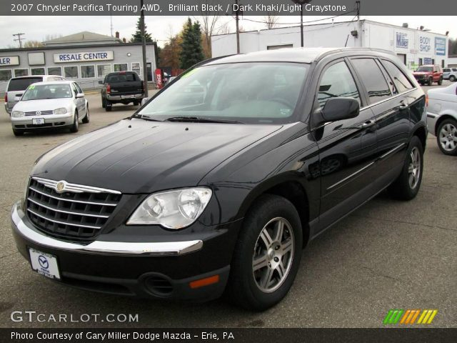 2007 chrysler pacifica touring awd in brilliant black click to see. Cars Review. Best American Auto & Cars Review
