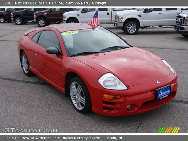 saronno red 2003 mitsubishi eclipse gt coupe midnight. Black Bedroom Furniture Sets. Home Design Ideas