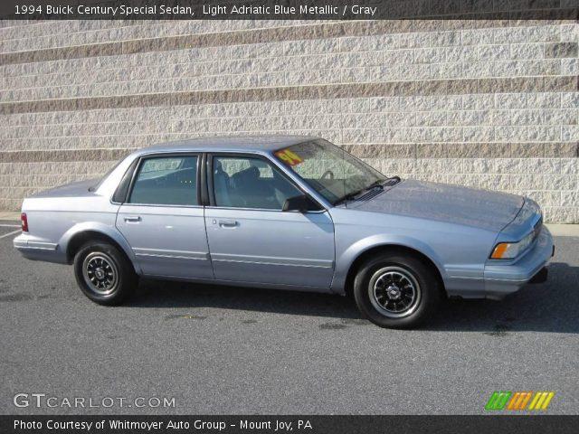 light adriatic blue metallic 1994 buick century special sedan gray interior gtcarlot com vehicle archive 22063293 gtcarlot com