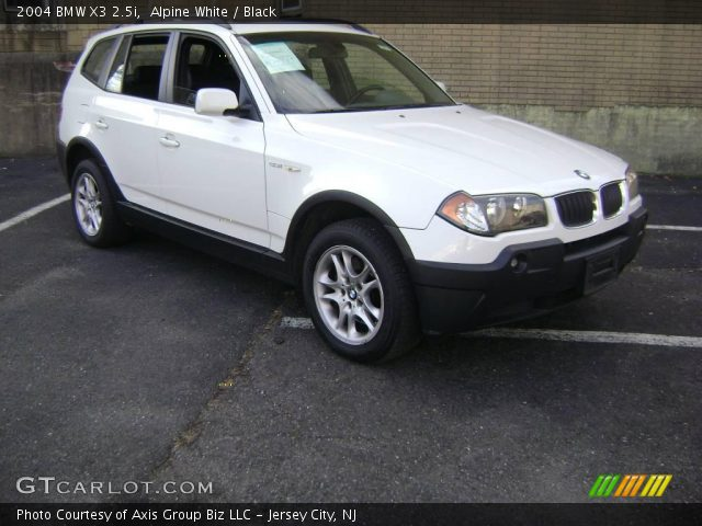 alpine white 2004 bmw x3 black interior. Black Bedroom Furniture Sets. Home Design Ideas