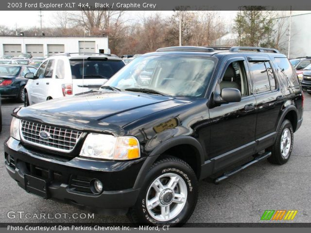 black 2003 ford explorer xlt 4x4 graphite grey. Cars Review. Best American Auto & Cars Review