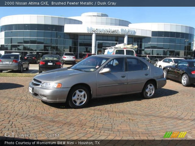 2000 Nissan altima gxe specifications #9