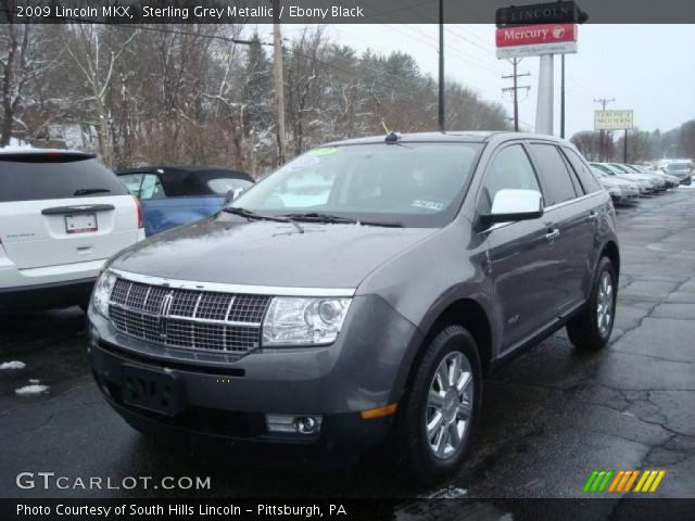 2009 Lincoln MKX  in Sterling Grey Metallic