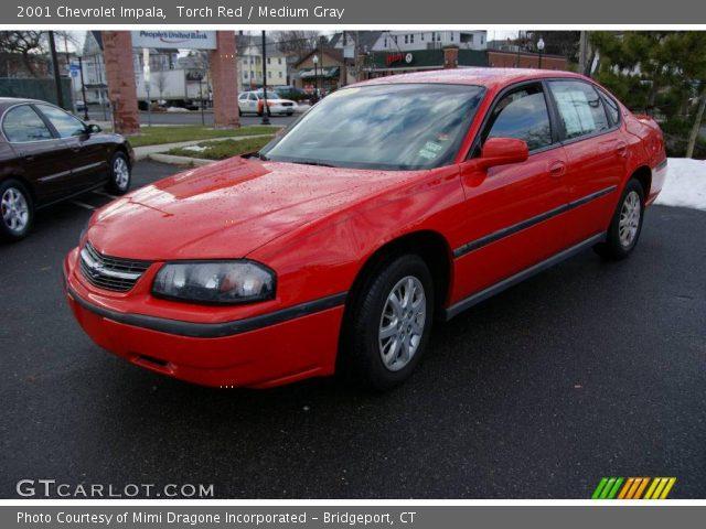2001 Chevy Impala | Autos Post