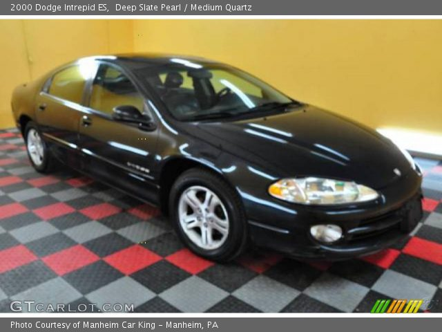 deep slate pearl 2000 dodge intrepid es medium quartz. Black Bedroom Furniture Sets. Home Design Ideas