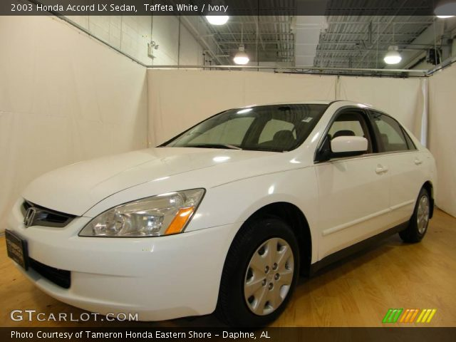 taffeta white 2003 honda accord lx sedan ivory. Black Bedroom Furniture Sets. Home Design Ideas