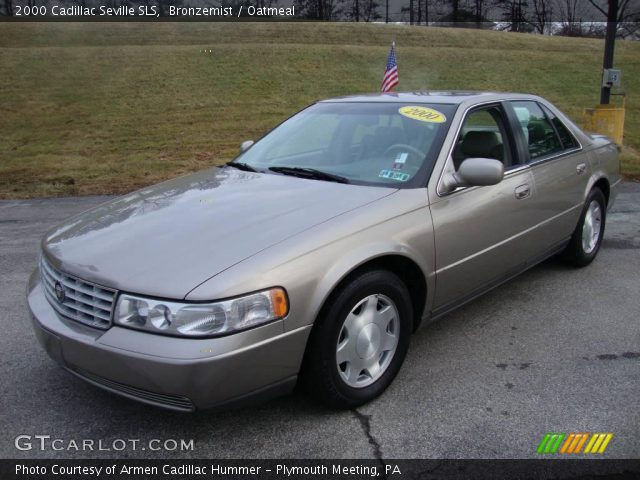 bronzemist 2000 cadillac seville sls oatmeal interior. Cars Review. Best American Auto & Cars Review