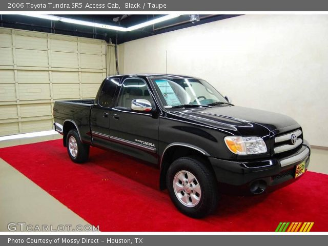black 2006 toyota tundra sr5 access cab taupe interior vehicle archive. Black Bedroom Furniture Sets. Home Design Ideas
