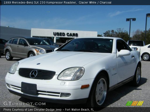 Glacier white 1999 mercedes benz slk 230 kompressor for 1999 mercedes benz slk 230 kompressor