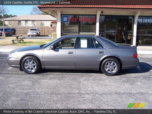 moonstone 1999 cadillac seville sts oatmeal interior. Cars Review. Best American Auto & Cars Review