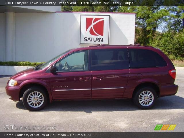 Dark garnet red pearl 2001 chrysler town country - 2001 chrysler town and country interior ...