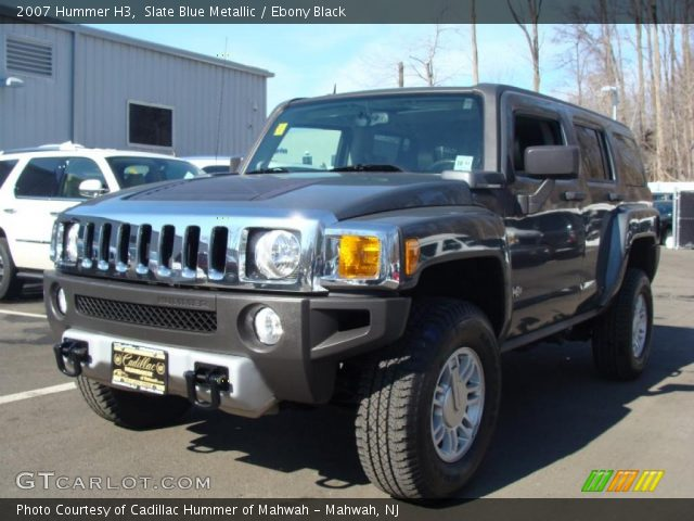 2007 hummer h3 slate pictures to pin on pinterest pinsdaddy. Black Bedroom Furniture Sets. Home Design Ideas