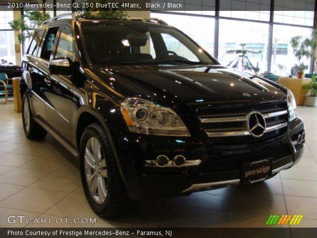 black 2010 mercedes benz gl 350 bluetec 4matic black interior vehicle. Black Bedroom Furniture Sets. Home Design Ideas