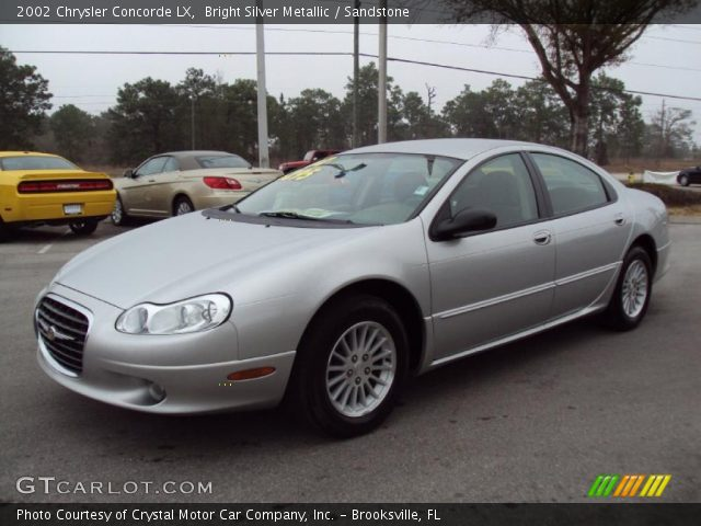 2002 chrysler concorde lx in bright silver metallic click to see. Cars Review. Best American Auto & Cars Review