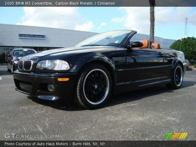 Carbon black metallic 2005 bmw m3 convertible cinnamon - E46 m3 cinnamon interior for sale ...
