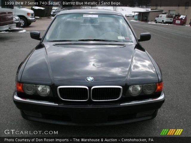 1999 BMW 7 Series 740i
