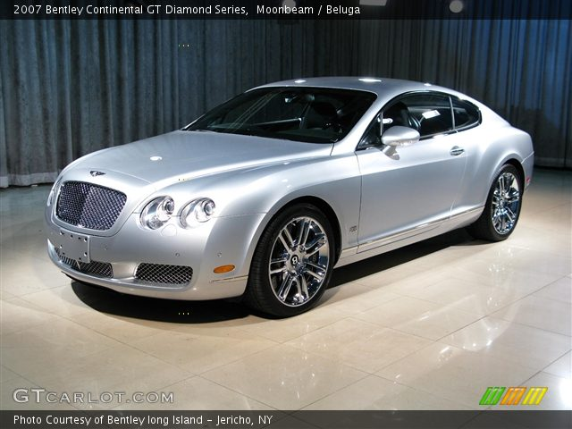 2007 bentley continental gt diamond series in moonbeam click to see. Cars Review. Best American Auto & Cars Review