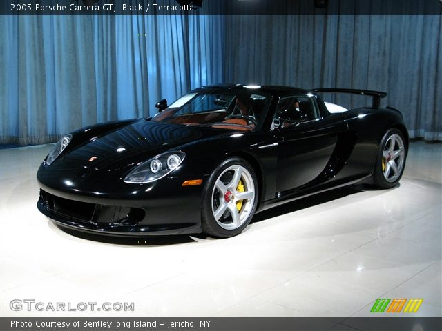 2005 Porsche Carrera GT  in Black