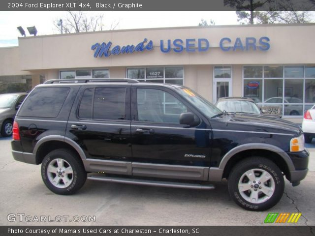 Black - 2004 Ford Explorer Xlt 4x4