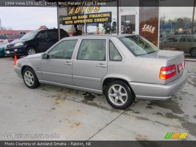 1999 Volvo S70 GLT in Desert Wind Metallic