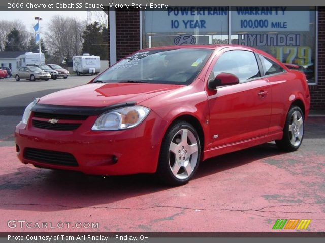 2006 chevrolet cobalt ss coupe in victory red click to. Black Bedroom Furniture Sets. Home Design Ideas