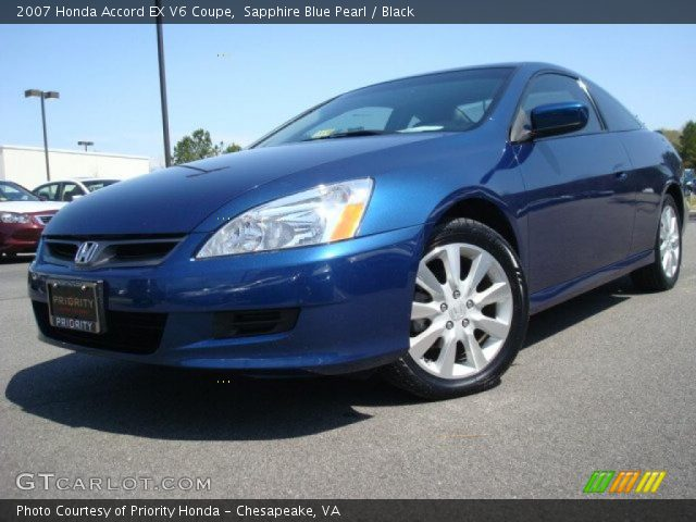 2007 accord v6 coupe