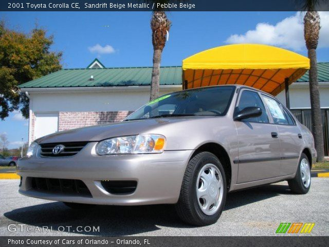 2011 Toyota Corolla 2001 Ce Cars Ratings And Specification Reviews
